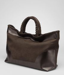ToteBagsSuedeBrown Bottega Veneta