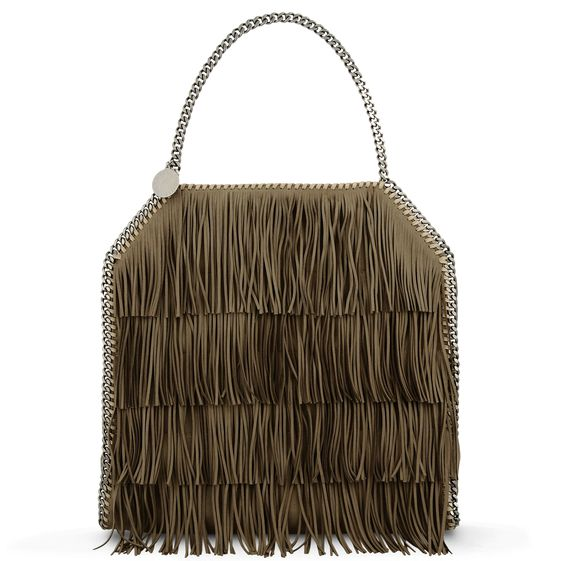 Stella McCartney, Falabella Tassel Large Tote 
