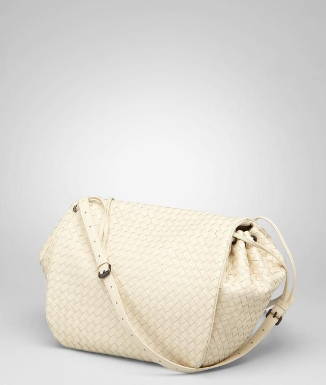 Intrecciato Nappa Cross Body Bag