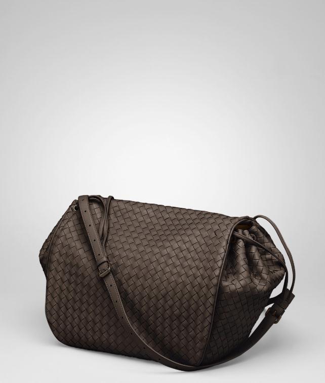 Intrecciato Nappa Cross Body Bag