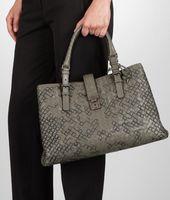 Intreccio Graphic Roma Bag