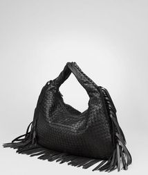 Shoulder or hobo bag BagsNappa leatherBrown Bottega Veneta®
