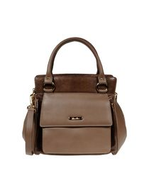 BORSALINO - Medium leather bag