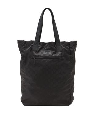 Large fabric bag Women's - GUCCI VIAGGIO