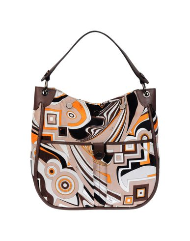 EMILIO PUCCI - Large fabric bag
