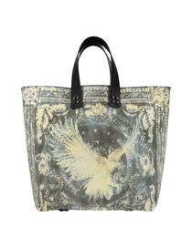 BALMAIN - Large fabric bag