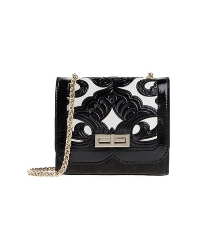 BALMAIN - Small leather bag