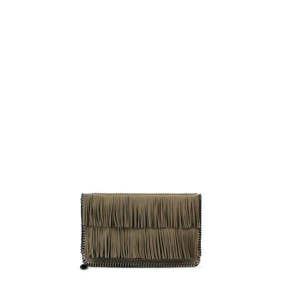 Stella McCartney, Pochette Falabella  franges