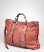 Intrecciato Nappa Ayers Bag