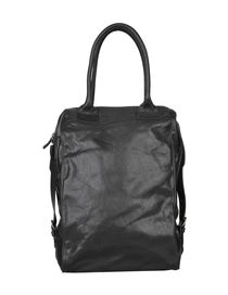 ANN DEMEULEMEESTER - Medium leather bag