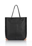 ALEXANDER WANG PRISMA TOTE IN PRINTED BLACK WITH ROSE GOLD TOTE Adult 8_n_f