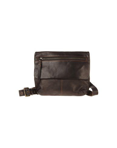 RE: - Medium leather bag