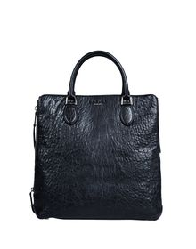 Medium leather bag - ROCHAS