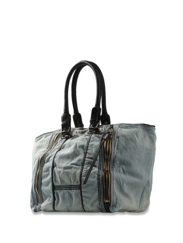 DIESEL - Borsa - SHEENN ZIP MEDIUM