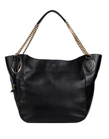 Large leather bag - TRUSSARDI