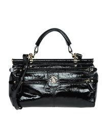 ROBERTO CAVALLI - Large leather bag