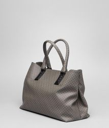 Holiday or weekend bagTravelPVCGrey Bottega Veneta