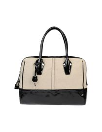 STUDIO POLLINI - Medium fabric bag