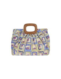 STUDIO POLLINI - Large fabric bag
