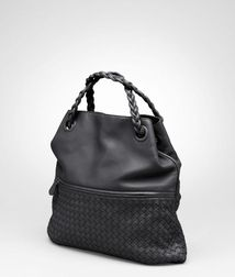 Shoulder or hobo bag BagsLeatherBrown Bottega Veneta®