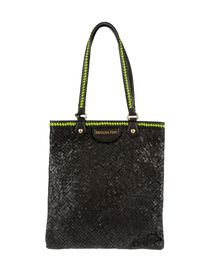 PATRIZIA PEPE - Medium leather bag
