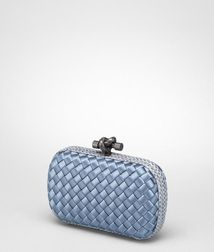 ClutchBagsTextile fibers, Reptile leather Bottega Veneta®