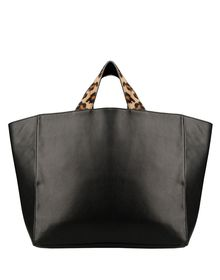 Large leather bag - PRISM