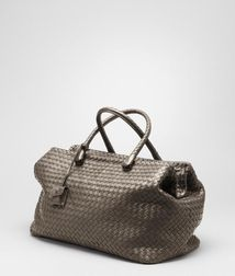 Top Handle BagBagsLeatherPink Bottega Veneta®