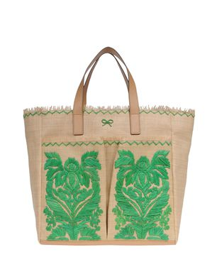 Large fabric bag Women's - ANYA HINDMARCH