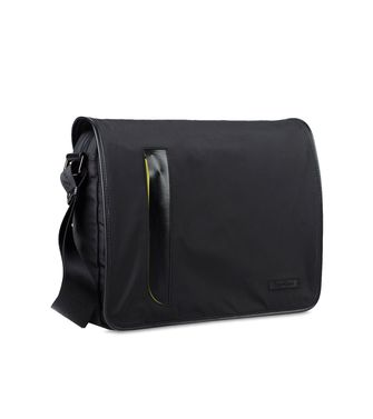 ZEGNA SPORT: Shoulder bag Black - 45195119JD