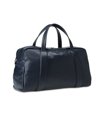 ZEGNA SPORT: Travel bag Maroon - Blue - Steel grey - 45195124LG