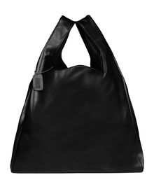 Borsa grande in pelle - MM6 by MAISON MARTIN MARGIELA