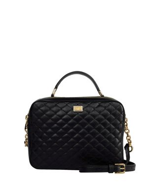 Medium leather bag Women's - DOLCE &amp; GABBANA