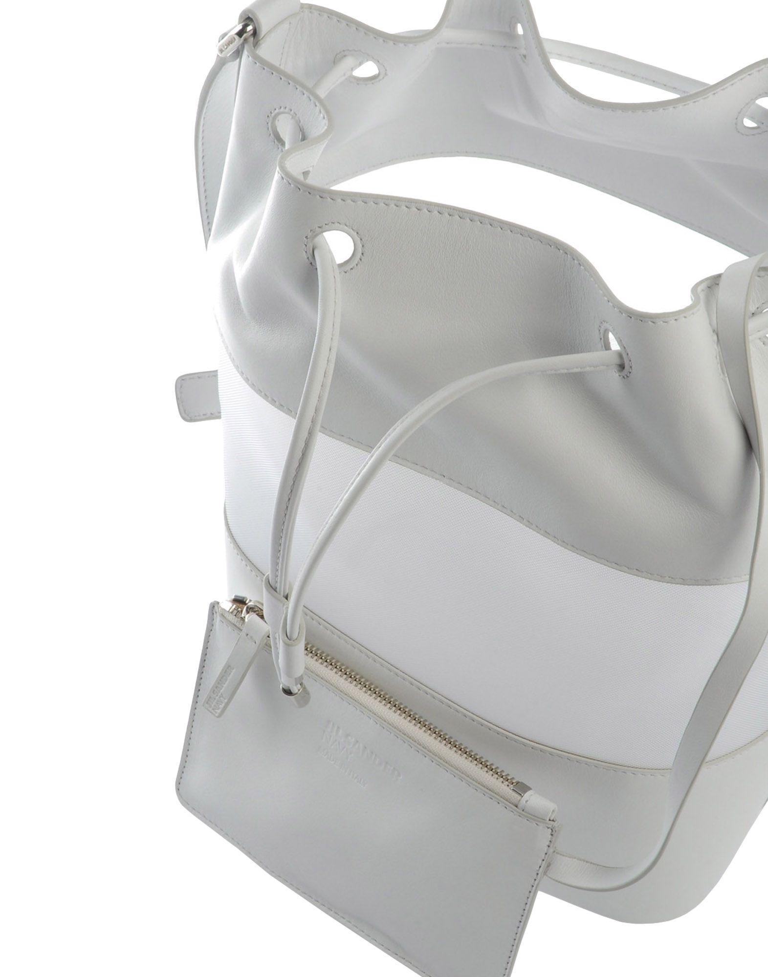Shoulder Bag - JIL SANDER NAVY Online Store