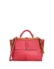 Medium leather bag - CARVEN