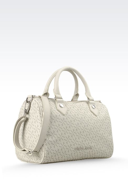 Bags: Top handles Women by Armani - 3