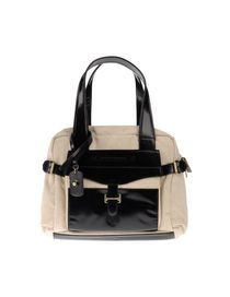 DIESEL BLACK GOLD - Borsa media in tessuto