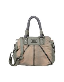 DIESEL - Medium fabric bag