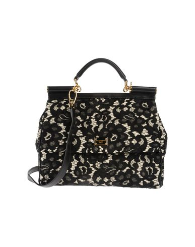 DOLCE & GABBANA - Large fabric bag