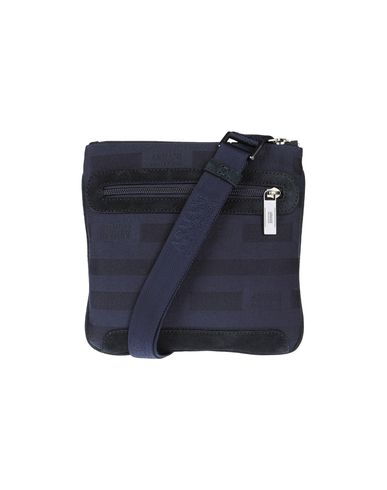 ARMANI COLLEZIONI - Medium fabric bag