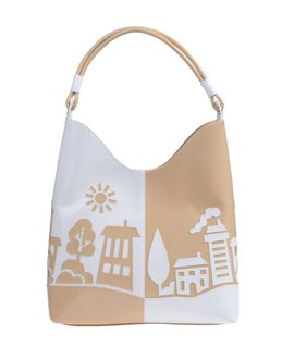 TUA BY BRACCIALINI Large fabric bags - Item 45196667
