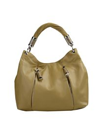 MICHAEL KORS - Large leather bag
