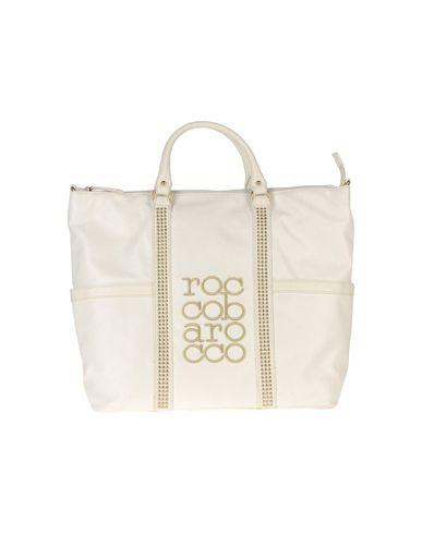 Большая кожаная сумка Roccobarocco Для женщин on YOOX.COM.  Лучшая онлайновая коллекция Сумки Roccobarocco.