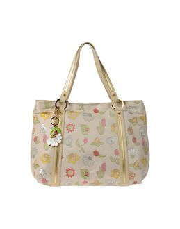 BRACCIALINI Large fabric bags - Item 45196975