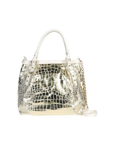 Большая сумка из текстиля Roccobarocco Для женщин on YOOX.COM.  Лучшая онлайновая коллекция Сумки Roccobarocco.
