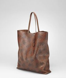 Tote BagBagsLeatherBrown Bottega Veneta