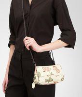 Intrecciomirage Papillon Messenger Mini Bag