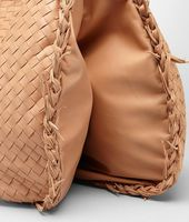 Bottega Veneta® Intrecciato Waxed Leather Duo Hobo