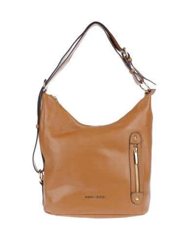 THIERRY MUGLER - Medium leather bag
