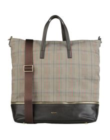 Large fabric bag - PAUL SMITH